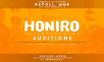 honiro audition fb+