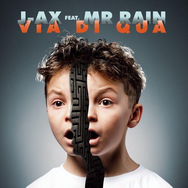 """J-Ax e Mr. Rain, la coppia rap che ci porta """"Via da Qua"""""""